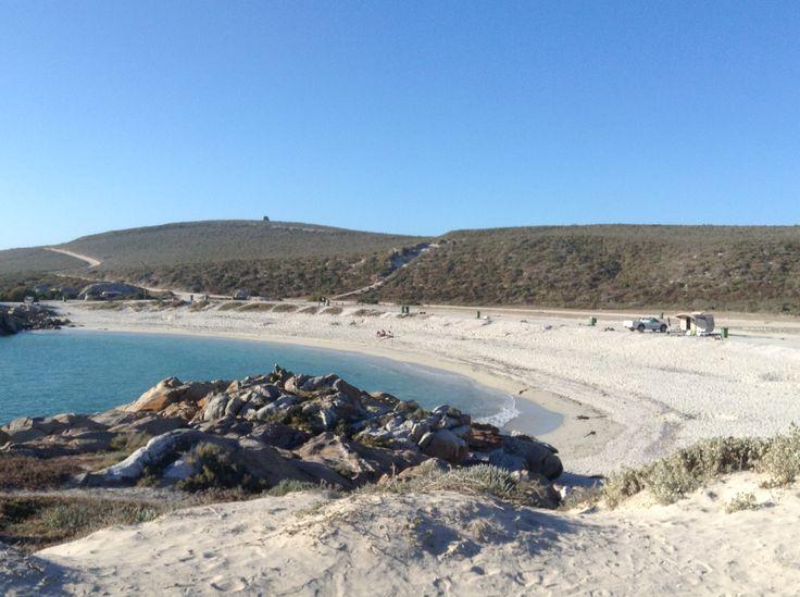 Yzerfontein on West Coast of SA