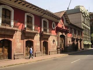 Museo Casa Colorada, Santiago de Chile