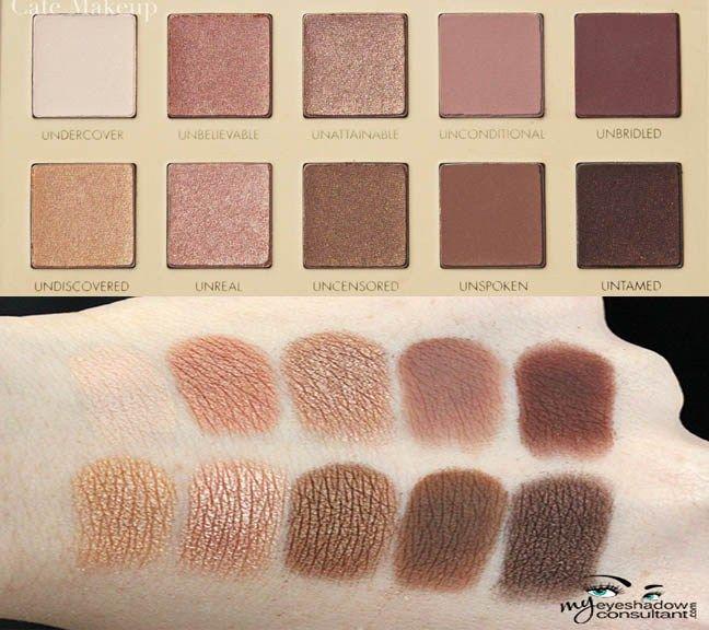 Lorac - Unzipped Palette
