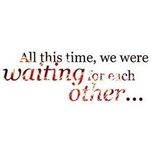 ♡ Waiting...to reunite. Love my Hunk more than anyone ♡