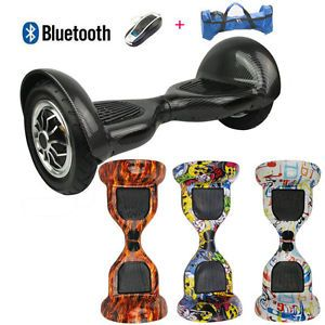 a 10 patinete bluetooth monociclo scooter electrico self balancing overboard