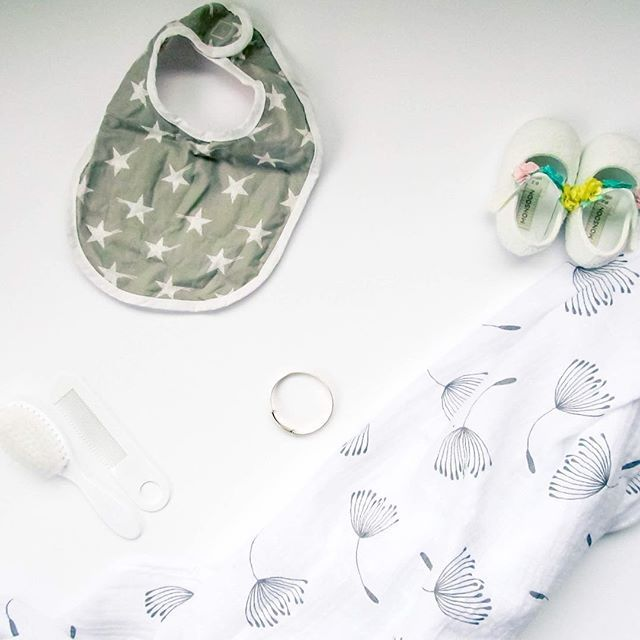 Bibs and baby shoes and swaddle blankets - oh my!  #Regram via @margauxandmay