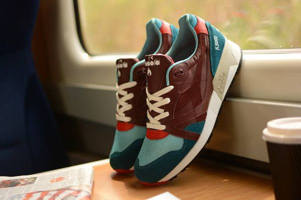 Diadora N.9000 x Hanon Shop The Saturday Special 9