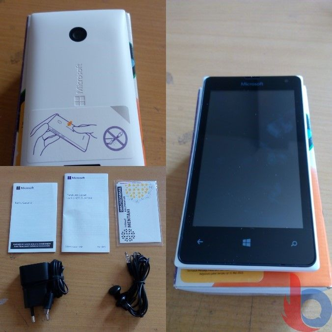 Microsot Lumia 435 Whats In The Box_marked