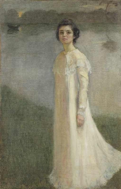 Jozef Mehoffer (Polish, 1869-1946)