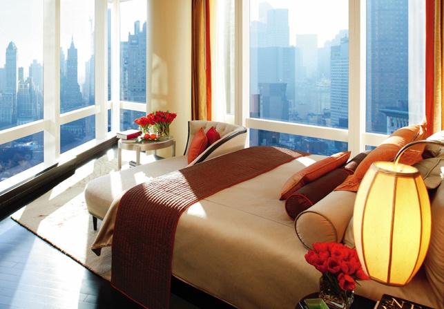 suite del Mandarin en NY...lujazo de vistas
