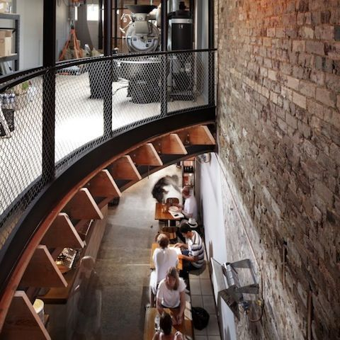 An image of Reuben Hills Coffee Roastery & Cafe