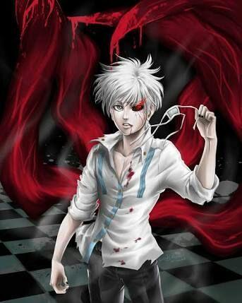 Me gusto por que es un tipo villano y su estilo de ropa me encanto lo bueno cuando se fue aogiri lo ...