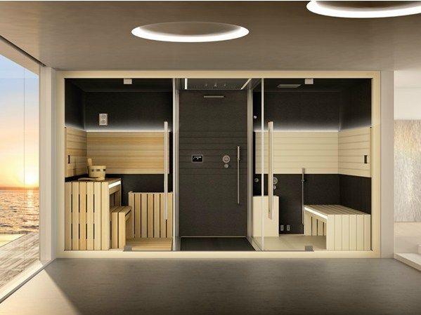 Sauna / turkish bath SASHA 2.0 - Jacuzzi Europe