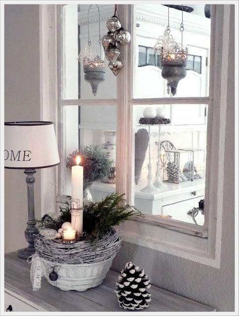 Un beau panier pour sublimer votre intérieur pendant les fêtes! 15 idées… Inspirez-vous