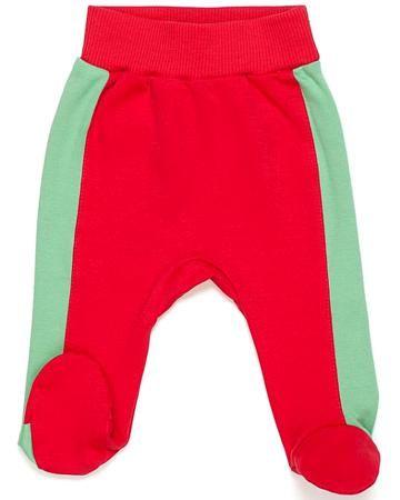 ЁМАЁ для мальчика красные Кони в яблоках  — 369р. -------------- Ползунки для мальчика красные Кони в яблоках Ёмаё - комфортная трикотажная модель с широким эластичным пояском и закрытой стопой. Для детей от рождения до 12 месяцев.