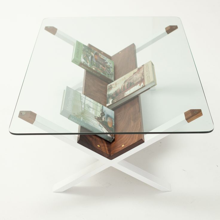 Sean Woolsey   X Coffee Table Black Walnut