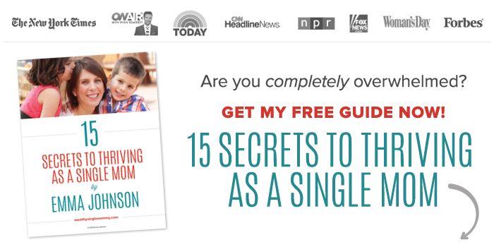 Wealthy Single Mom blog