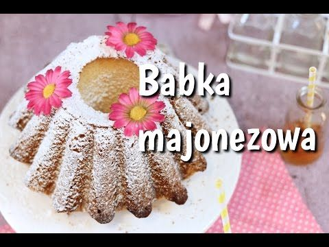 Babka majonezowa przepis | Kotlet.TV