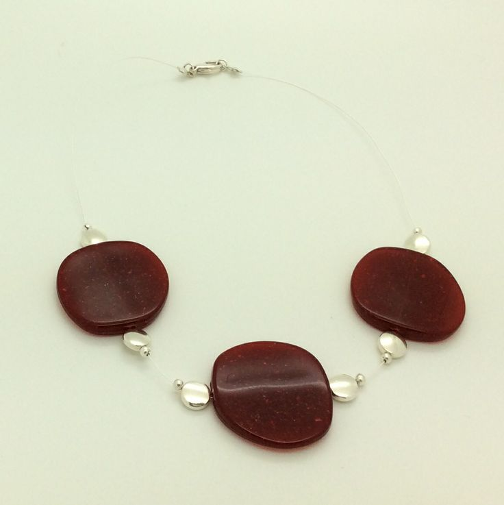 Great necklace by Maranne.
