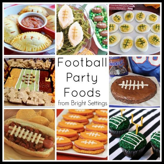 122 Best Football Party Images On Pinterest