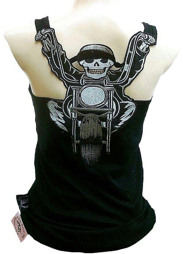 Biker shirt