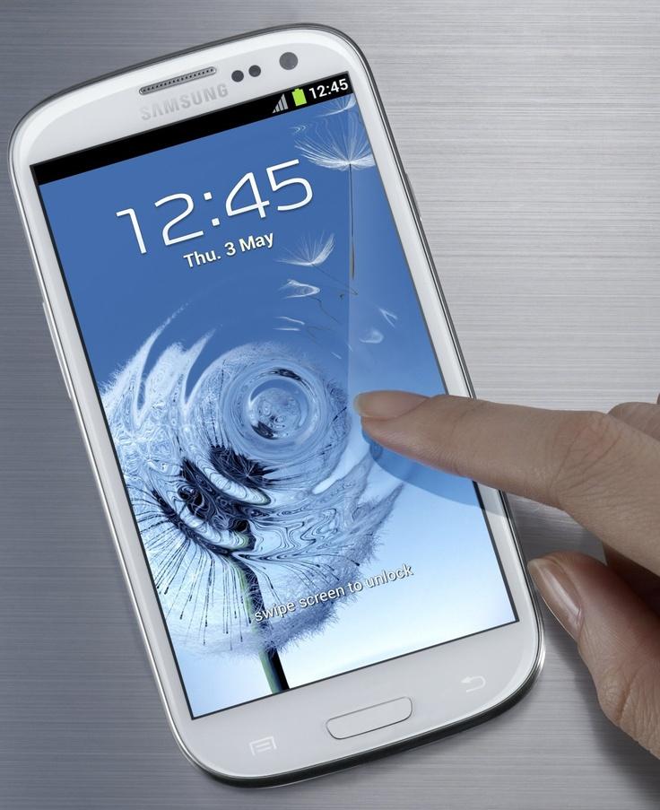Earn using your Samsung SIII!