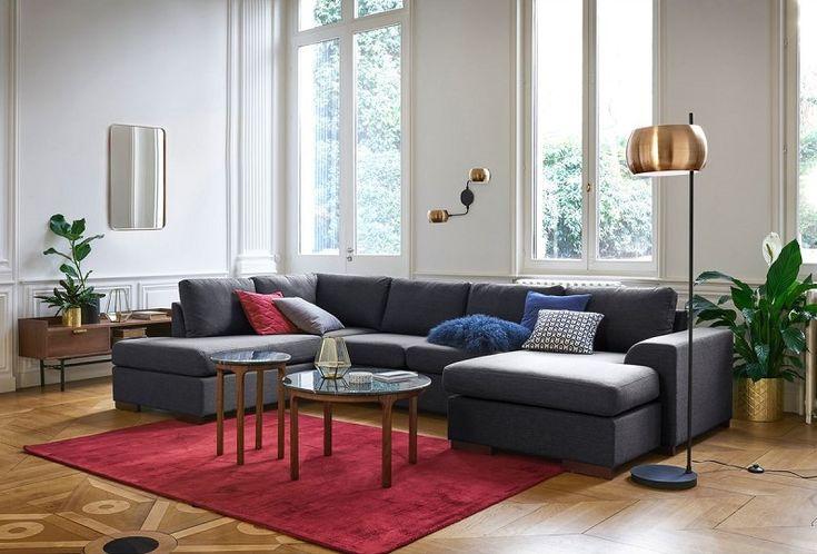 522 best meubles et d co la redoute images on pinterest - Canape portland ...