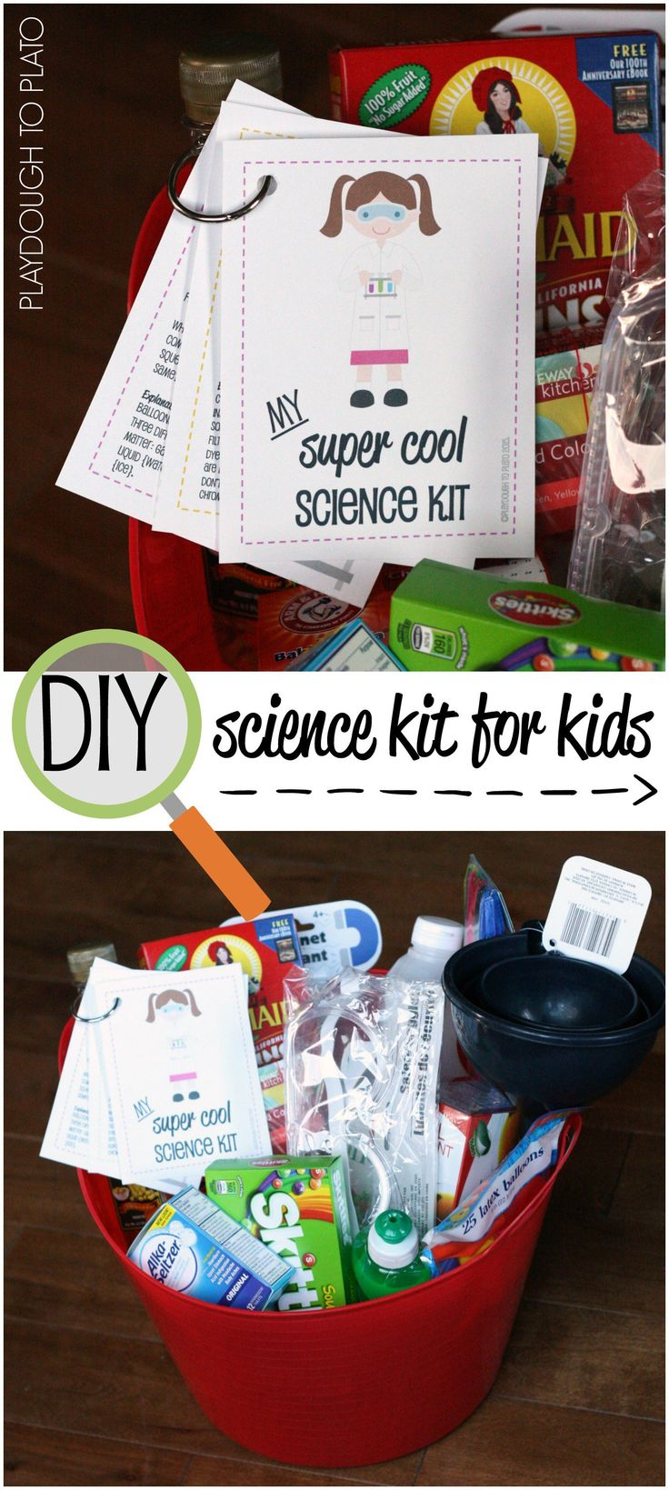 science project kits Your science fair project in a box our kits include what you need to complete a quality science fair project, including papers, in just a few days.