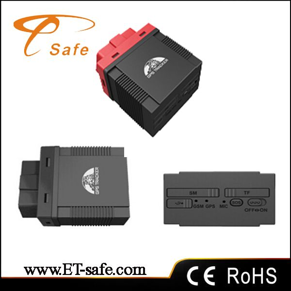 Vehicle Diagnosis Built-in GPS/GSM/ OBD2 Plug and Play New obd car gps Coban GPS 306 tracker with Mileage/ fuel report
