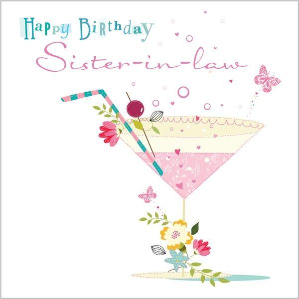 Birthday Sister In Law