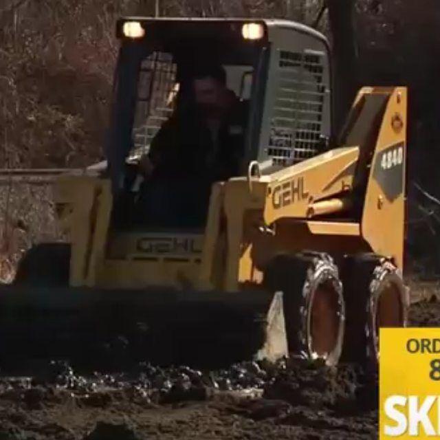Metal Over Tire Tracks - FREE SHIPPING! - BEST PRICING! See pricing and details at https://www.skidsteers.com/metal-skid-steer-tracks-over-tire.html or call 866-315-3134.  #bobcat #caterpillar #heavyequipment #dirtwork #earthmoving #equipment #heavyequipmentlife #dirtmover #heavymachinery #johndeere #kubota #dirtmoving #earthmover #skidsteer #skidloader #dirtlife #skidsteers_daily #construction #landscaping #excavator #farming #farmer #dairyfarming #treeremoval #masonry #landscapedesign…