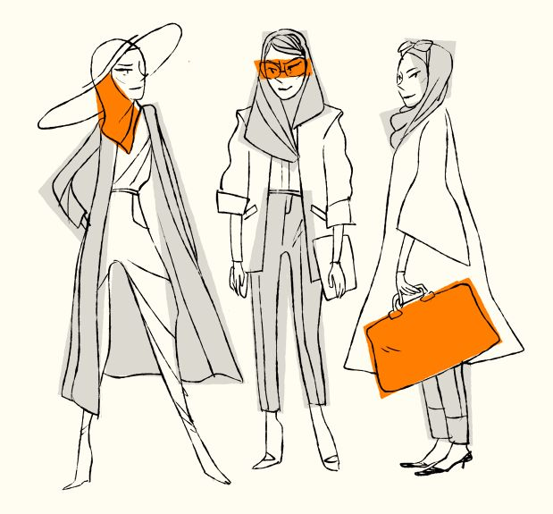 I cant stop looking at hijab fashion blogs lately!