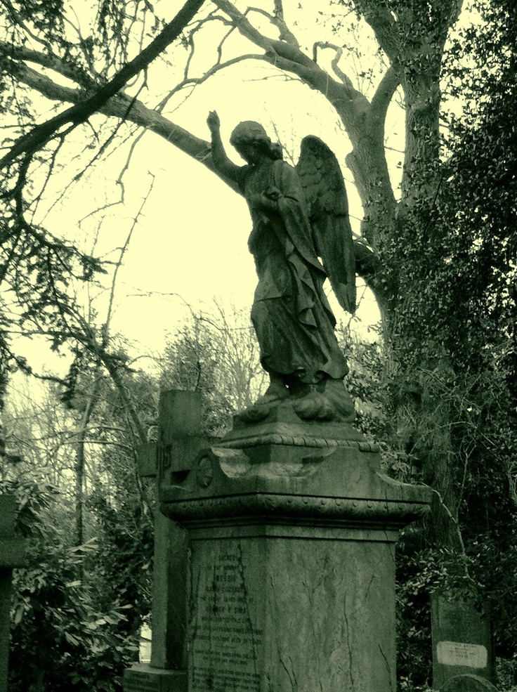 Highgate angel