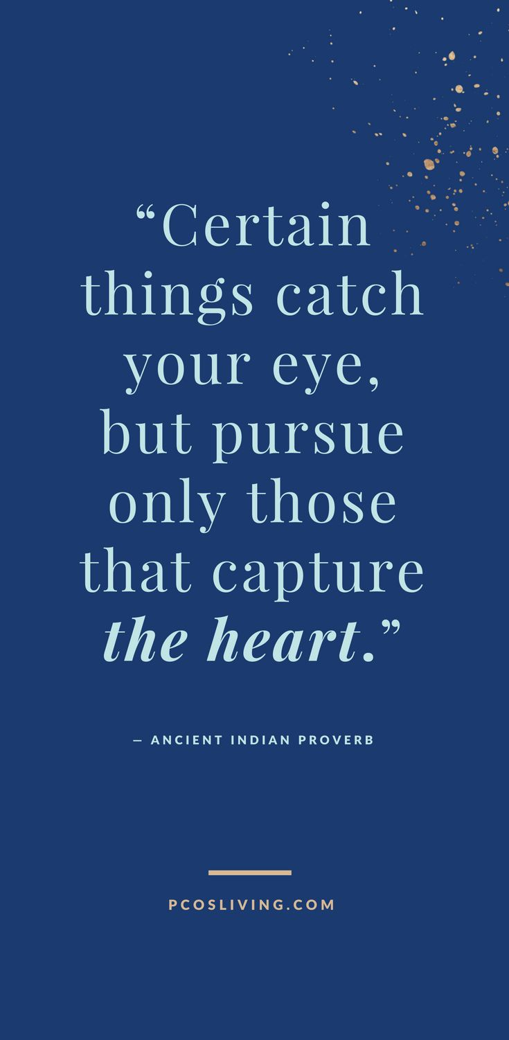 Follow Your Heart Quotes Pursue Your Passion Quotes Follow