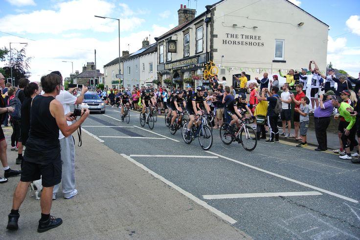 The youth Tour De France
