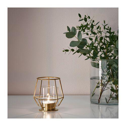 PÄRLBAND Świecznik na tealighty  - IKEA