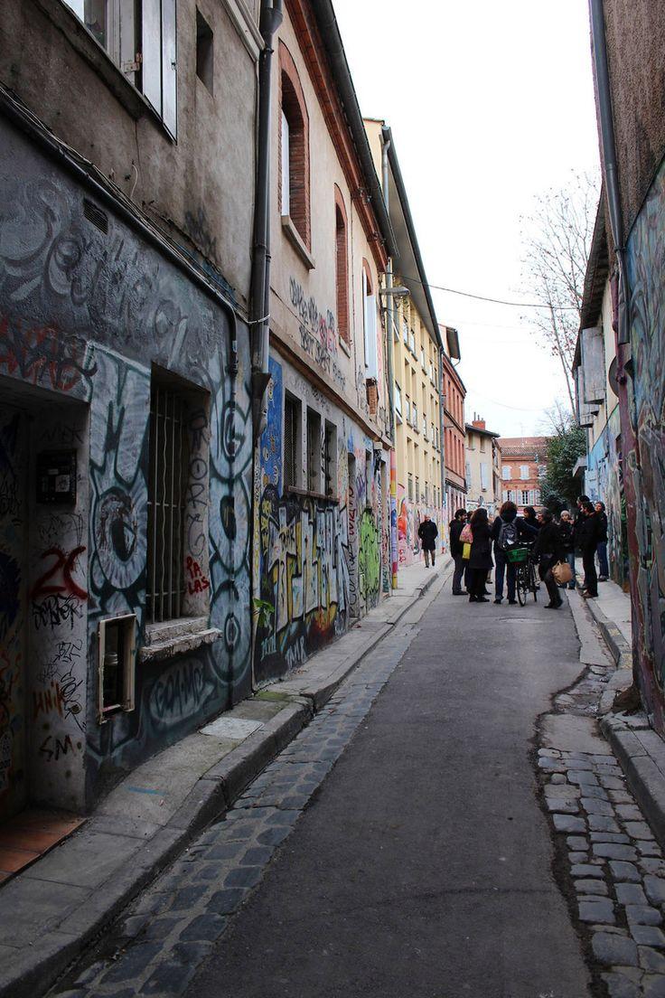 We-traders - Parcours#2 - Quartier Arnaud Bernard, rue Gramat