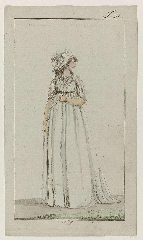 Journal des Luxus und der Moden, 1797, T 31, Georg Melchior Kraus, 1797