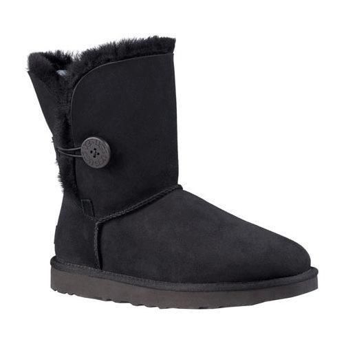 Introducing you to the new UGG Bailey Button II Boot for women. This boot is a revamped version of the best-loved classic Bailey Button Boot. It is designed with signature wooden buttons with elastic