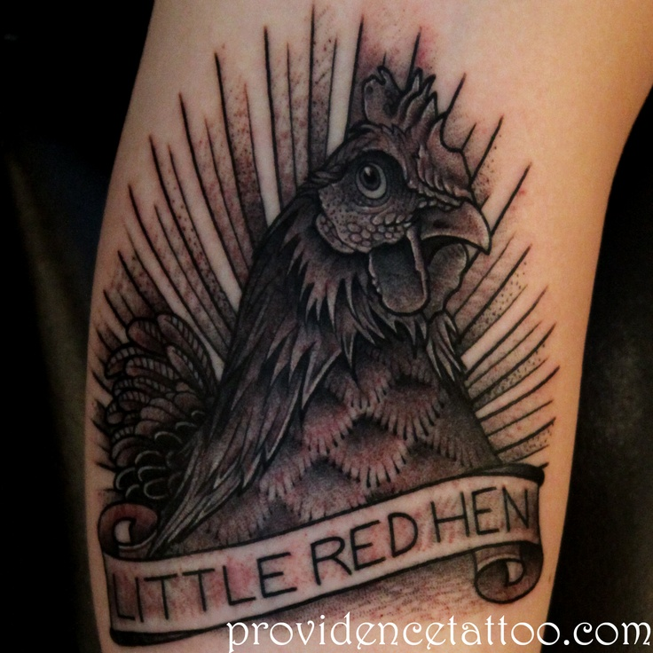 17 Best Images About Chicken Tattoos