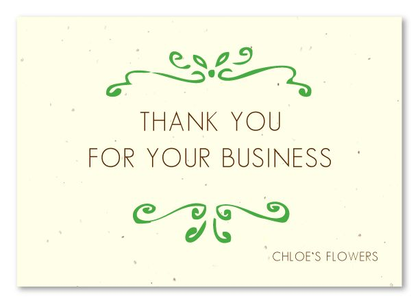 Best  Business Thank You Cards Ideas On   Packaging