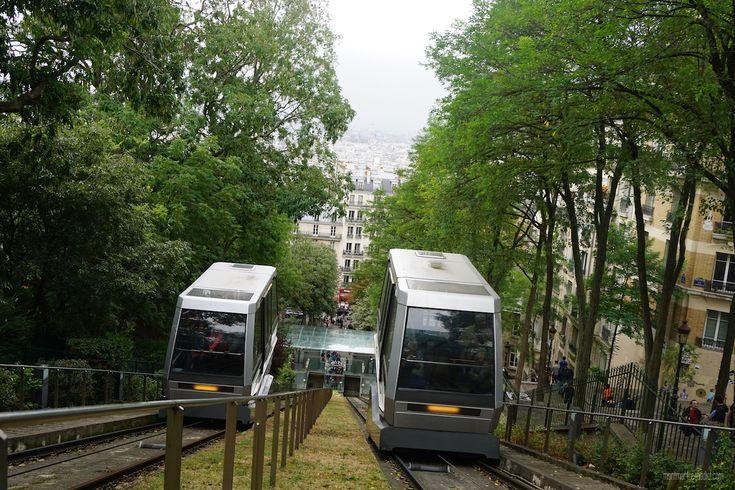 Dans les coulisses du Funiculaire de Montmartre   Montmartre Addict