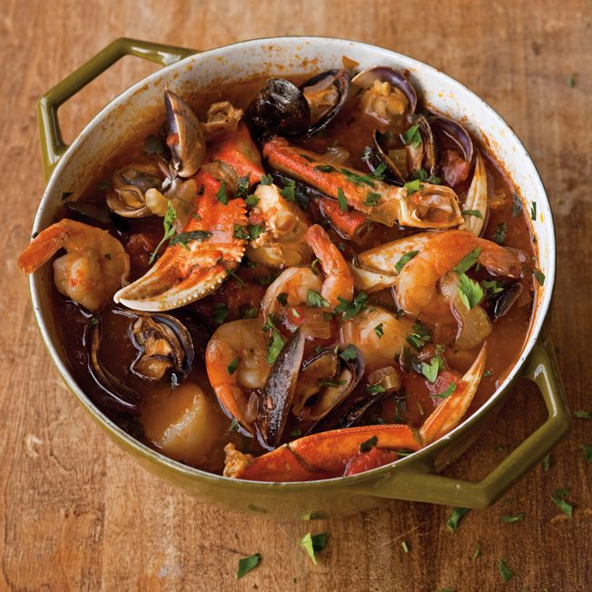 Cioppino: A Taste of Vintage San Francisco