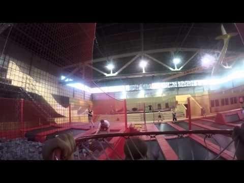 Biggest trampoline park? https://www.youtube.com/watch?v=tajCJZofjFg Love #sport follow #sports on @cutephonecases
