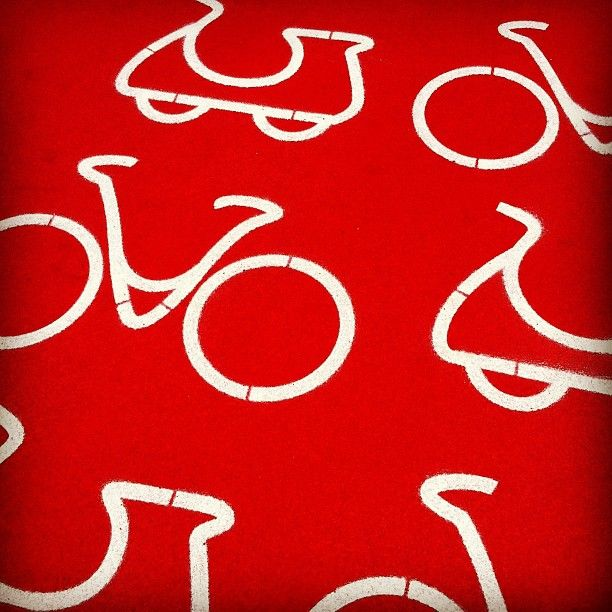 park your bike here | Stadtlounge | http://instagram.com/p/Yfk_NlMCl3/