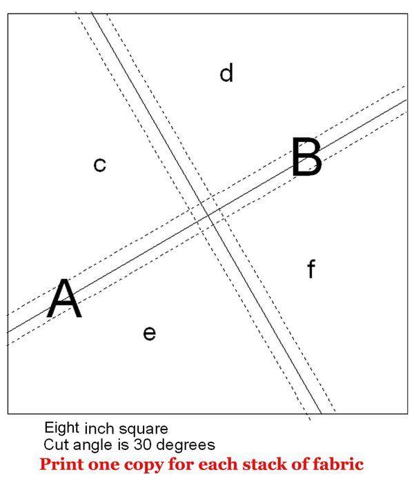 LIL Twister/SquareDance Pattern