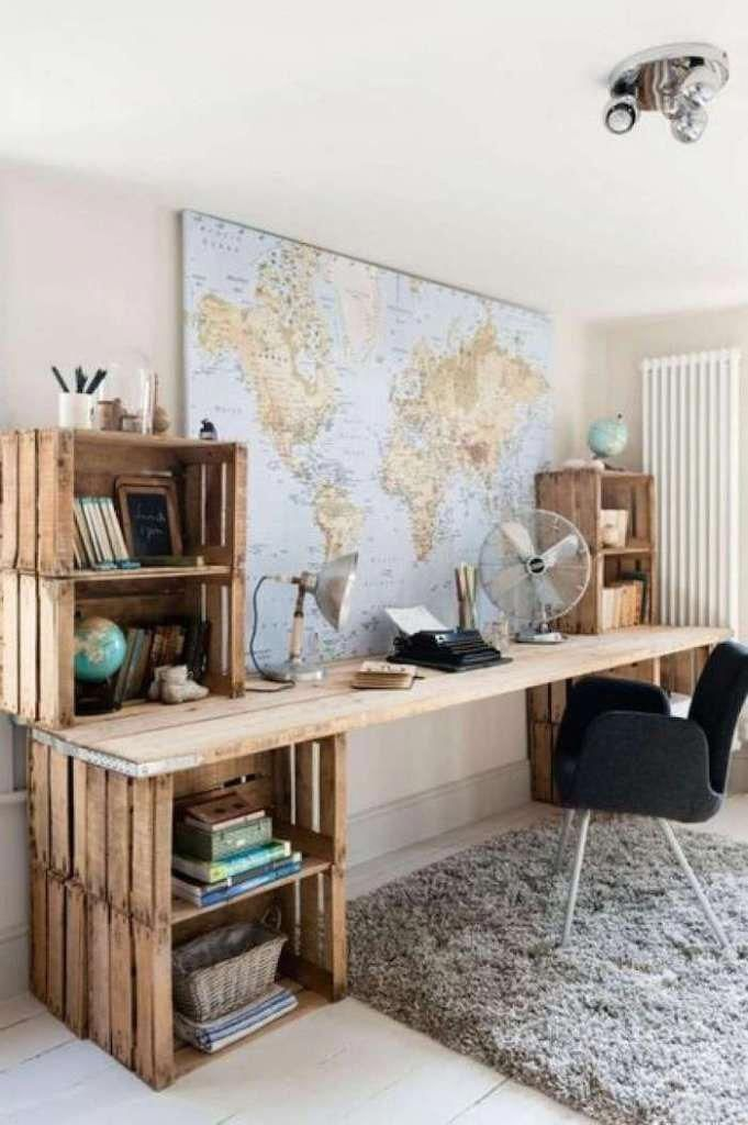 Children S Rooms With Study Desks With Images Diy Home Decor