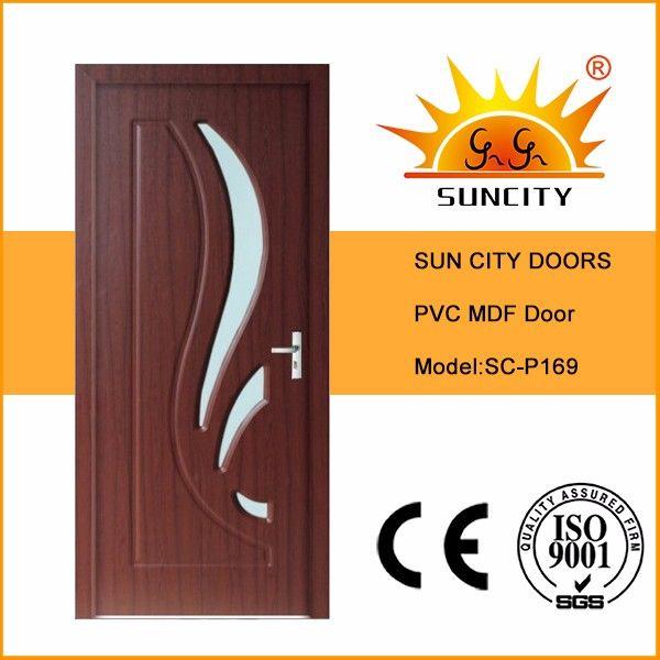 SC-P169 Interior Wooden Gate Designs, PVC Coated Latest Design Wooden Door Interior Door Room Door Russia#latest design wooden doors#Construction & Real Estate#door