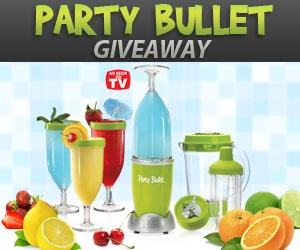 Drink Up with a Party Bullet from WomenFreebies