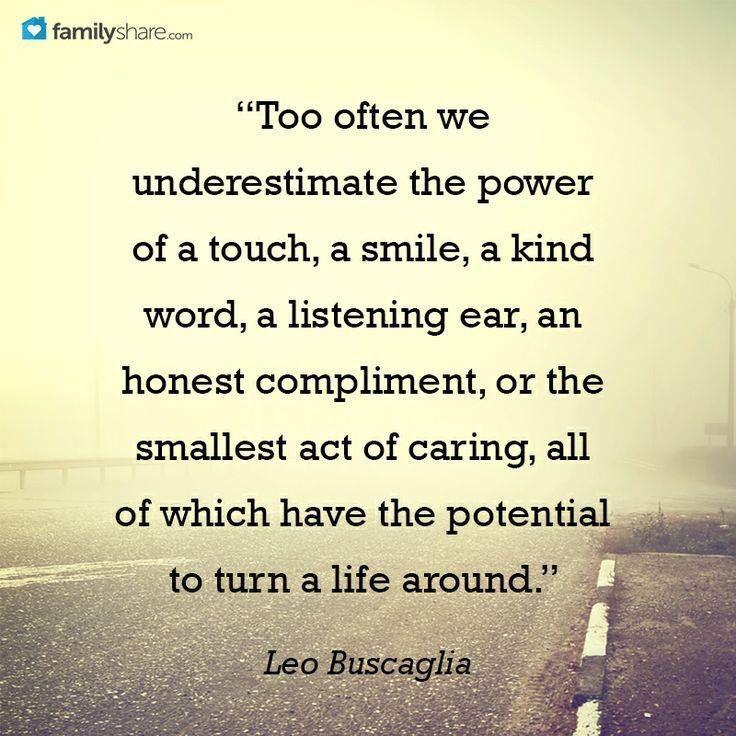 Leo Buscaglia Quotes. QuotesGram