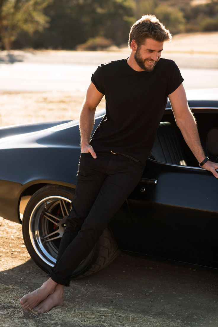 Liam Hemsworth / The LANE Man / Mens Fashion Editorial