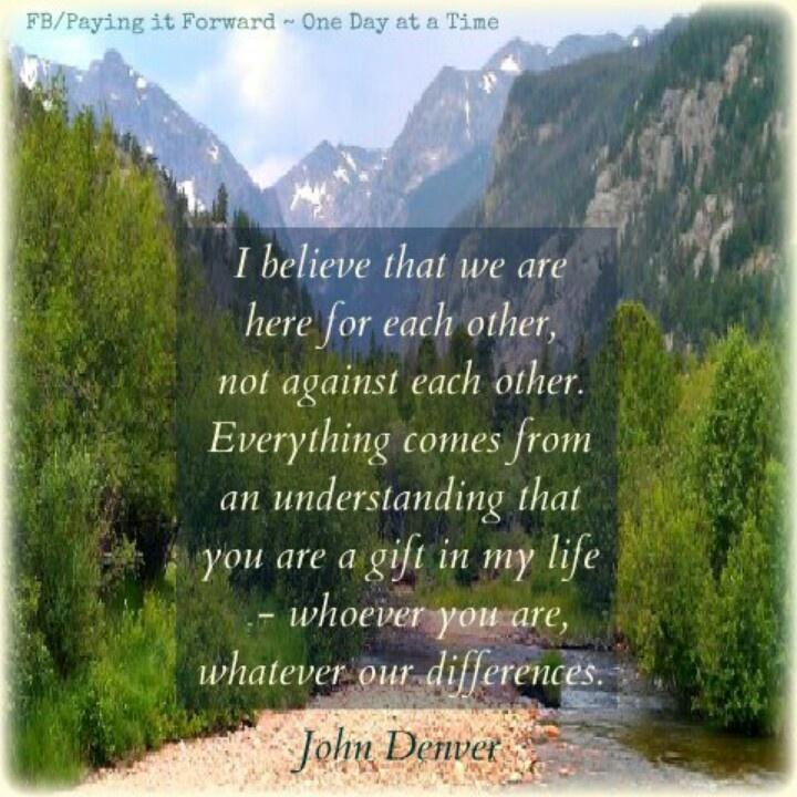 17 Best Images About John Denver Lyrics On Pinterest