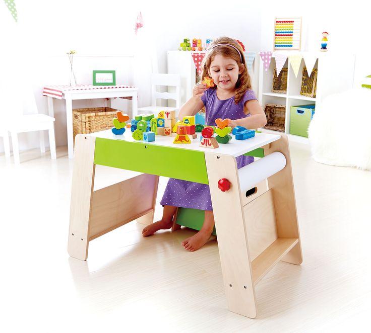Good Play Station U0026 Stool Set At Hape Toys