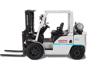 I work with Forklift Systems Inc. Nissan Forklift is a subsidiary of Nissan Motor Mfg. and a manufacturer of forklift and material handling equipment. We sell and distribute Nissan electric, LPG, diesel, cushion and pneumatic tire forklifts.